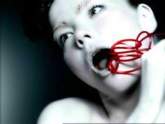 Björk in Cocoon video clip directed by Eiko Ishioka, 2002