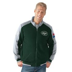 Officially Licensed NFL Classic Commemorative Jacket by Glll -