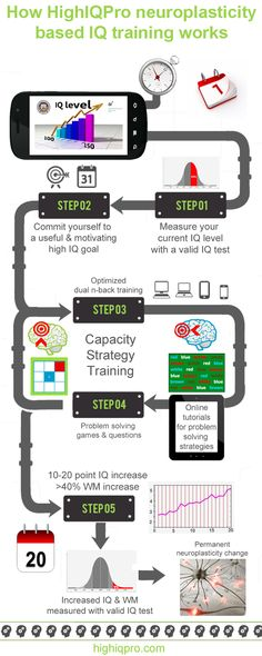 Capacity-Strategy training for HighIQPro