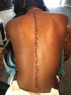 """accept what is, let go of what was, and have faith in what will be"" Dope Tattoos For Women, Black Girls With Tattoos, Sleeve Tattoos For Women, Small Girly Tattoos, 42 Tattoo, Piercing Tattoo, Piercings, Hip Tattoo Quotes, Let Go Tattoo"