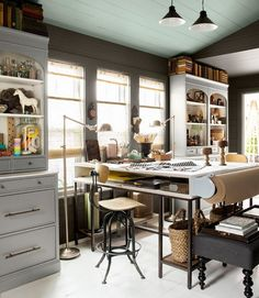 50 Amazing and Practical Craft Room Design Ideas and Inspirations Family Holiday