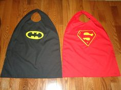 reversible.... one side superman the other side Batman for more info contact me at dandbthorne@sympatico.ca