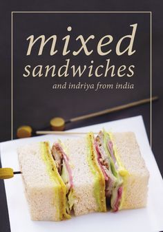 Elevate your mid afternoon coffee break with this Mixed Sandwiches and Indriya Grand Cru combination from Nespresso. This flavorful recipe combines teriyaki pork with spicy wasabi and a fluffy egg omelette for a unique sandwich that you'll want to enjoy for every meal.