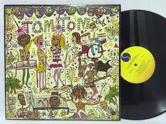 Tom Tom Club S/T Sire (The Talking Heads) SRK 3628 LP #Vinyl Record