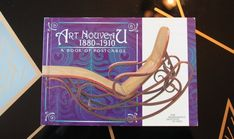 Art Nouveau Book of 30 Postcards by Minneapolis Institute of Arts. Perfect for Sending or Framing. Pen Pals, Arts And Crafts Movement, Minneapolis, Postcards, Art Nouveau, Unique Jewelry, Handmade Gifts, Books, Etsy