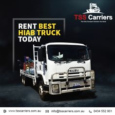 Being renowned service providers, TSS Carriers involved in offering reliable Hiab truck Rental Services to our clients. Our organization is supported by experienced professionals who are well-versed with the entire latest technologies of Cranes and help of clients in offering them the detailed information of these cranes. Besides, we offer our service at affordable rates. #hiab #hiabs #hiabhire #transportation #hiabtransport #sydney #portablecabins #containers #haibsinsydney #haibsservice Truck Mounted Crane, Portable Cabins, Transportation Services, Cool Trucks, Sydney, Organization, Getting Organized, Organisation, Tejidos