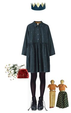 """Imaginary friend"" by thewitchishere ❤ liked on Polyvore featuring Leg Avenue"