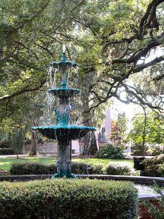 savannah fountains