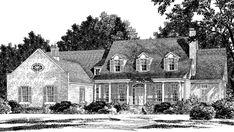 Vining Creek - John Tee, Architect | Southern Living House Plans