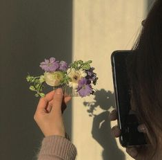 Flower Aesthetic, Purple Aesthetic, Aesthetic Photo, Aesthetic Pictures, Belle Photo, Flower Power, Planting Flowers, Photos, Pure Products