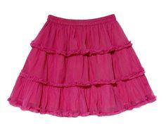 Tulle Skirt - Hot Pink