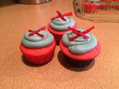 Red Bull Cupcakes