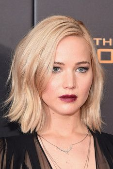 We now have even more reasons to love Jennifer Lawrence! In a recent interview with Vogue, she let the world know that she isn't getting any boo-tay and guys act weird around her! Wait, JLaw is not having sex? Nope! She seems just fine about it!