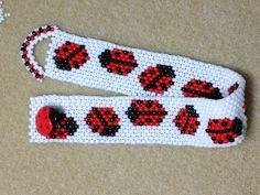 Ladybug, ladybug, fly away home! Pattern made for Gerri