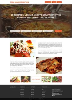 Essential Tricks to Nail a Restaurant Website Design