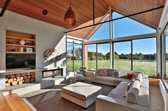 Invercargill House, Southland by Mason & Wales Architects Bungalows, House Extension Design, House Design, Architecture Design Concept, Norway House, Modern Barn House, Mid Century Modern Design, Building A House, House Plans