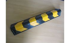 Rubber Corner Protector Dimensions: 115 x 115 x 800 mm Weight: kg The Corner Protector is a medium weight highly visible corner protector with added thickness on the corner where most impacts occur. It comes complete with honeycomb reflective tape. Warehouse Management, Industrial Safety, Storage Design, Pedestrian, Environment, Things To Come, Corner, Wall, Room