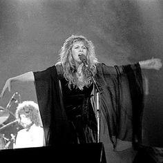 Throw back Thursday.... Stevie Nicks 1977 Rumours Tour