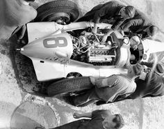 George Monkhouse | 1938 German GP, Muller Auto Union