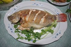 Cooked Fish Photographer:  Peter Griffin www.publicdomainpictures.net
