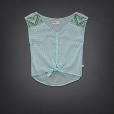 Bettys Manhattan Beach Top | Bettys Fashion Tops | HollisterCo.com