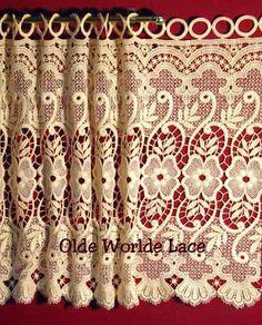 Dogwood Macrame Curtains