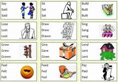 Tabele foarte utile pentru cei ce studiază engleza. Simplu și pe înțelesul tuturor! - Perfect Ask English Love, Learn English Words, English Phrases, English Study, English Class, English Lessons, Grammar For Kids, Grammar And Vocabulary, English Vocabulary