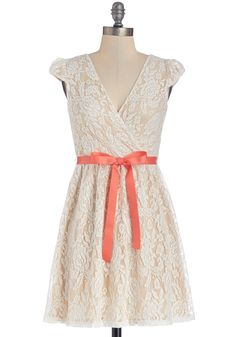 Graceful at the Gallery Dress, #ModCloth