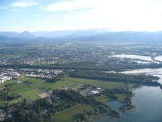 Rheintal bei Bregenz
