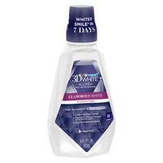 Crest® 3D White™ Mouthwash - Fresh Mint (16 oz)
