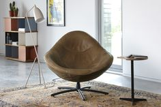 Hidde - Love this chair from Label Egg Chair, Designer, Sofas, Accent Chairs, Armchair, Sweet Home, Relax, Rustic, Living Room