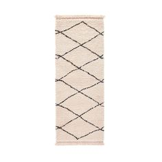 Tapijt in berber stijl fatouh ecru La Redoute Interieurs Home Furnishing Accessories, Bedroom Accessories, Human Ecology, Narrow Rooms, Hall Runner, Diy Home, Home Decor, Affordable Rugs, Crochet Patterns For Beginners