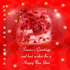 Happy New Year Card With Wishes | New Year 2015 Cards Greetings