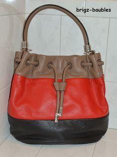 "NWOT Brighton ""Brody"" Drawstring Bucket Handbag - Retail $290 -    SOLD!!!!!!!!!!!!!!#Brighton #HandbagShoulderBagCrossBodyPurse"