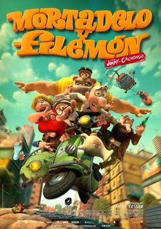 Mortadelo y Filemón contra Jimmy el Locuaz es la tercera película protagonizada por la famosa pareja de agentes de la historieta española en animación 3D. Entérate en café y cabaret.