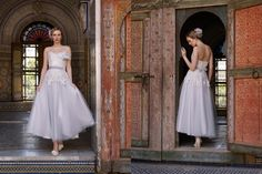 Night & Day Wedding Dress Collection by Stephanie Allin Couture | OMG I'm Getting Married UK Wedding Blog | UK Wedding Design and Inspiration for the fabulous and fashion forward bride to be.