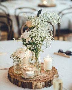 Birkaç mum ve çiçeklerle masanın sıkıcı havası tamamen dağıtılabilir! . . . .  #wedding #engagement #weddingorganization #düğün #düğünorganizasyonu #düğünhazırlıkları #fotoğraf #photography #fotoğrafköşesi #photobooth #natural #flower #background #arkaplan Vintage Centerpieces, Fall Wedding Centerpieces, Wedding Decorations, Centerpiece Ideas, Wedding Themes, Decor Wedding, Wedding Dresses, Vintage Table Decorations, Backdrop Wedding
