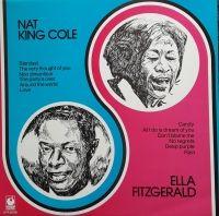 Nat King Cole - Ella Fitzgerald – Nat King Cole - Ella Fitzgerald Sounds Superb – SPR 80.506,Vinyl,LP