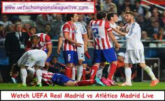 Watch Live Real Madrid vs Atlético Madrid Match in UEFA Champions league, Watch live streaming Real Madrid vs Atlético Madrid online .Watch Live UEFA Champions league in hd quality, watch live UEFA Champions league online in hd, live streaming UEFA Champions league Real Madrid vs Atlético Madrid online.  LIVE STREAM HERE::::  http://www.uefachampionsleaguelive.com/