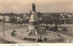 Praça da Independência 1934