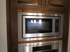 Custom Trim Kit For A Kitchenaid Microwave Model