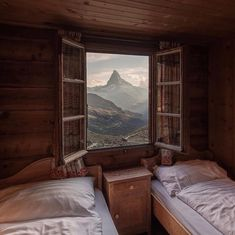 view of the Matterhorn Fluhalp Hotel Switzerland