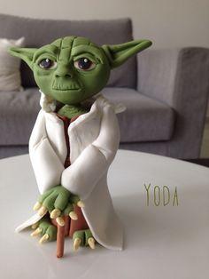 Star Wars Yoda topper