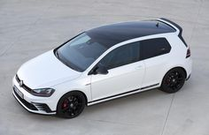 VW to Debut Golf GTI Clubsport S at Wörthersee 2016 - GTspirit