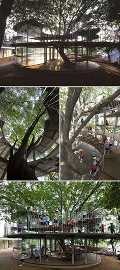 50 Exemples de l'incroyable Architecture japonaise moderne (5)