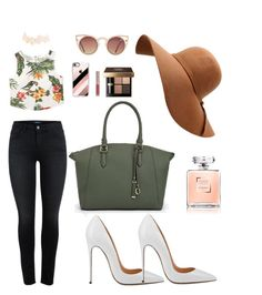 Basic by cat-ps on Polyvore featuring polyvore, fashion, style, MANGO, JustFab, Charlotte Russe, Quay, Casetify, Urban Decay, Bobbi Brown Cosmetics and clothing