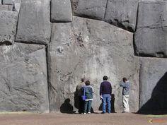 Saksaywaman Walled Complex in Cuzco, Peru