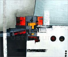 Theheartofart Gena - Moderne Abstraktion
