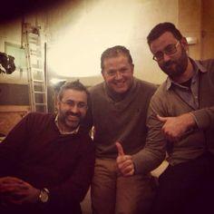 En #AERCOPSM con @José Esteban Mucientes Manso y @NachoMartínGranados
