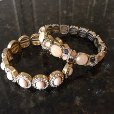 Jcrew bracelets Two bracelets J. Crew Jewelry Bracelets